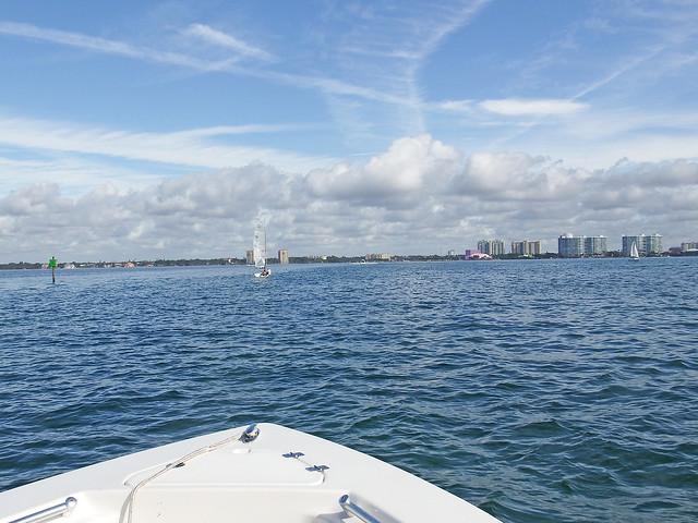 Boating & Appreciating Sarasota Florida