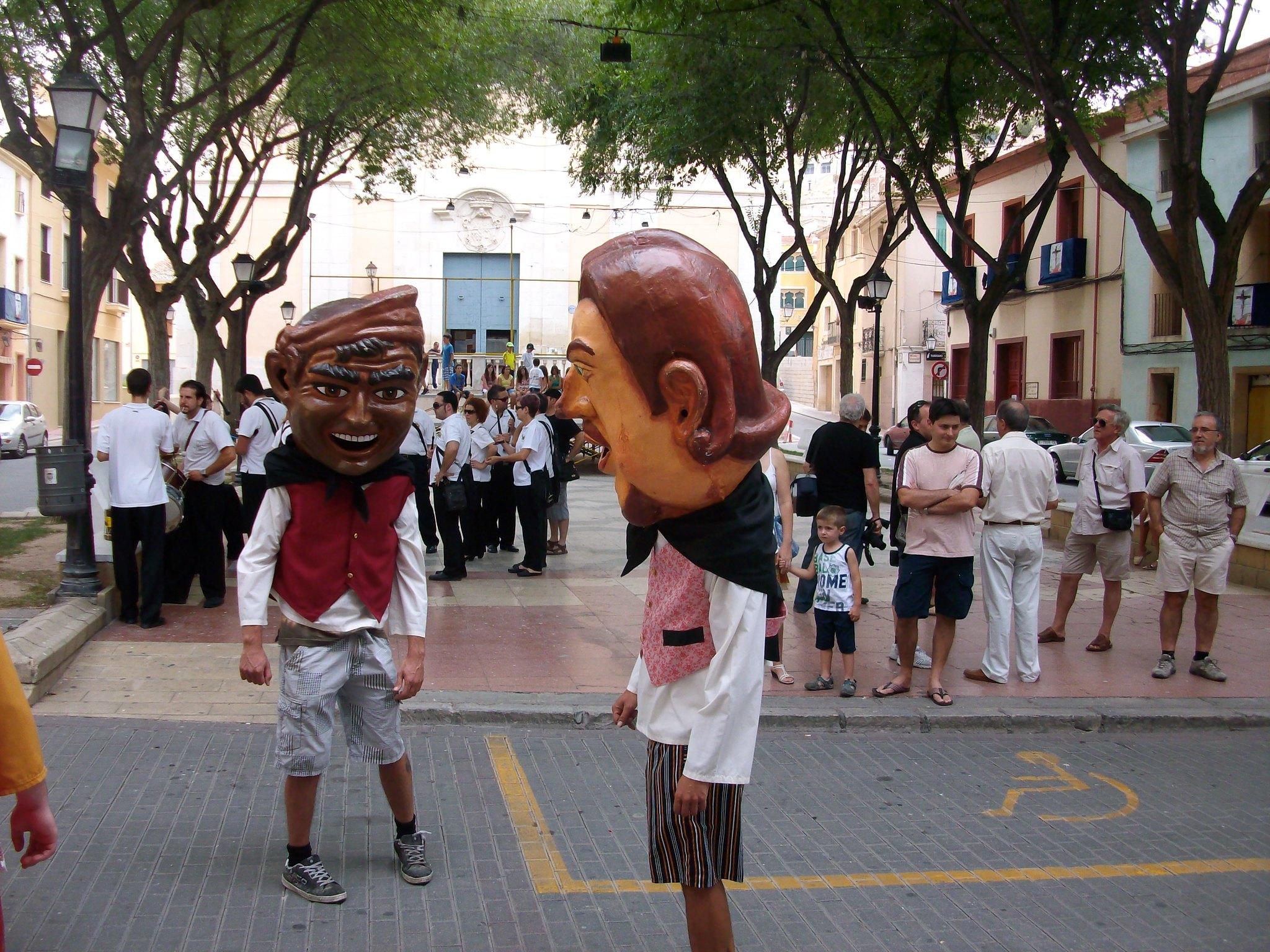 (2011-07-03) - Pasacalle Gent de Nanos -  José Vicente Romero Ripoll (03)