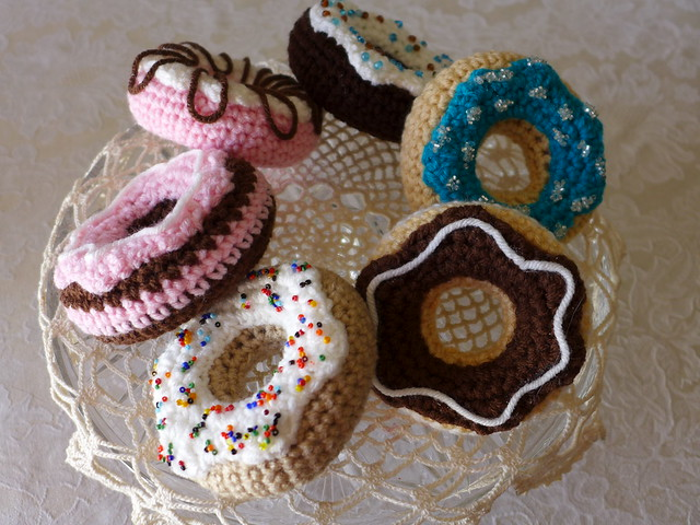 Donut Crazy - Crochet