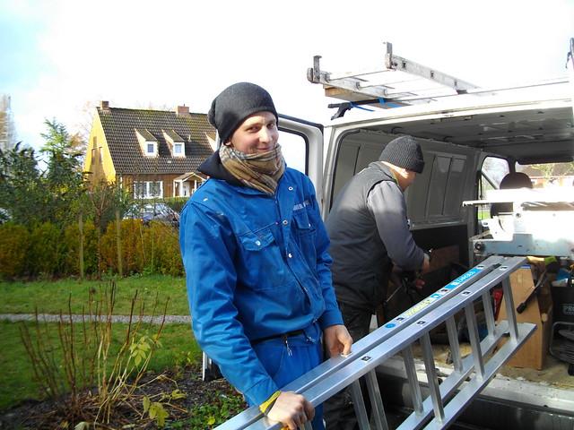 Saksamaal Plönis praktikal 2015