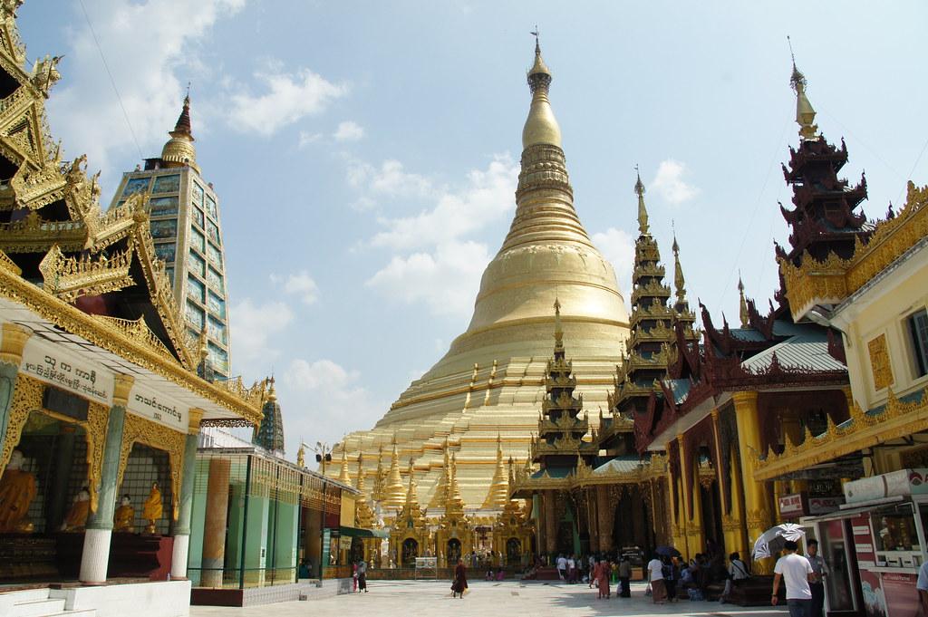 Yangon, Myanmar, March 2016