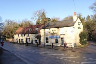Rose and Crown, Clay Hill | by Bods