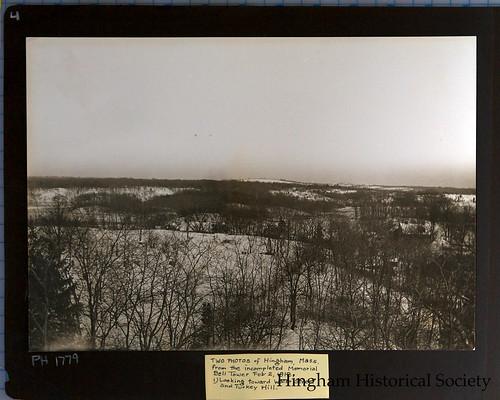 winter sky usa landscape massachusetts hill 1912 waterstreet hingham turkeyhill howardhenderson hinghamhistoricalsociety