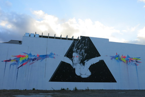 Art by Vexta - Spectrum Street Art Festiva