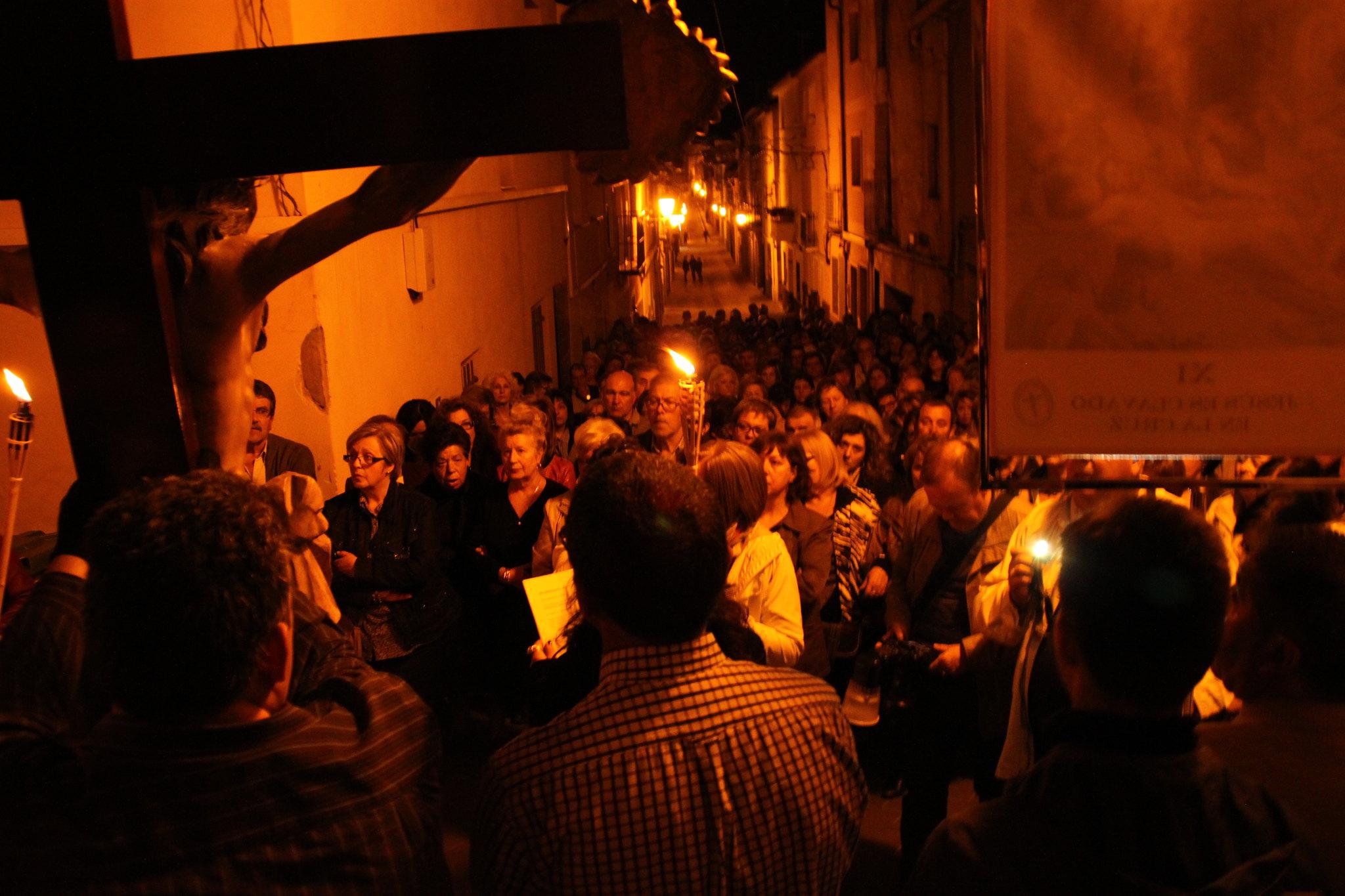 (2014-04-01) -  V Vía Crucis nocturno - Javier Romero Ripoll (145)