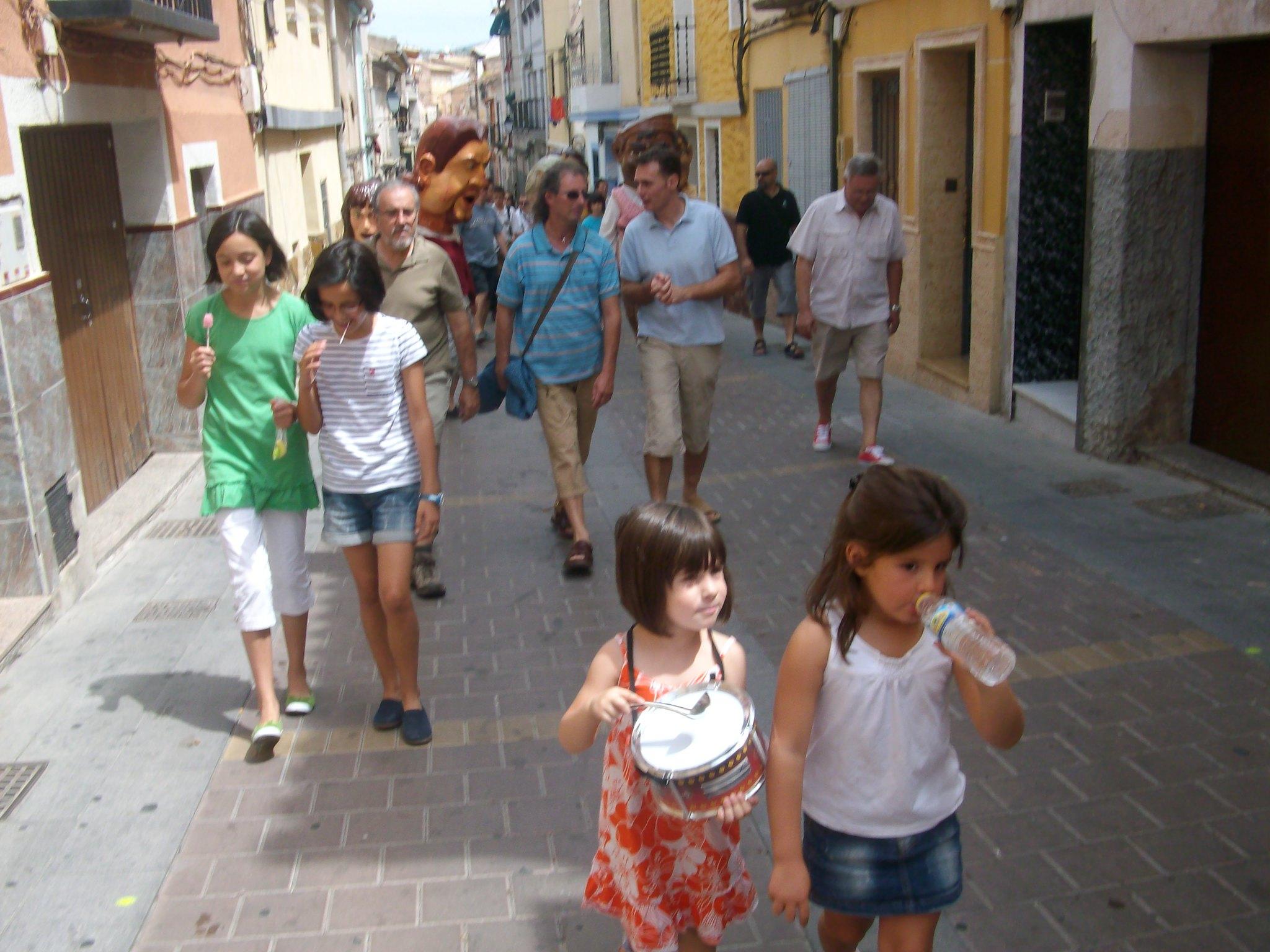 (2010-07-04) - Pasacalle Gent de Nanos - José Vicente Romero Ripoll -  (12)