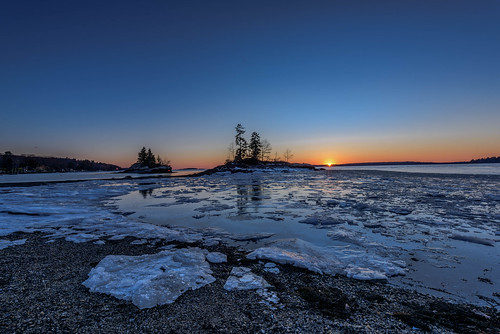 ocean winter seascape color ice beach water landscape islands nikon nikond810 140240mmf28
