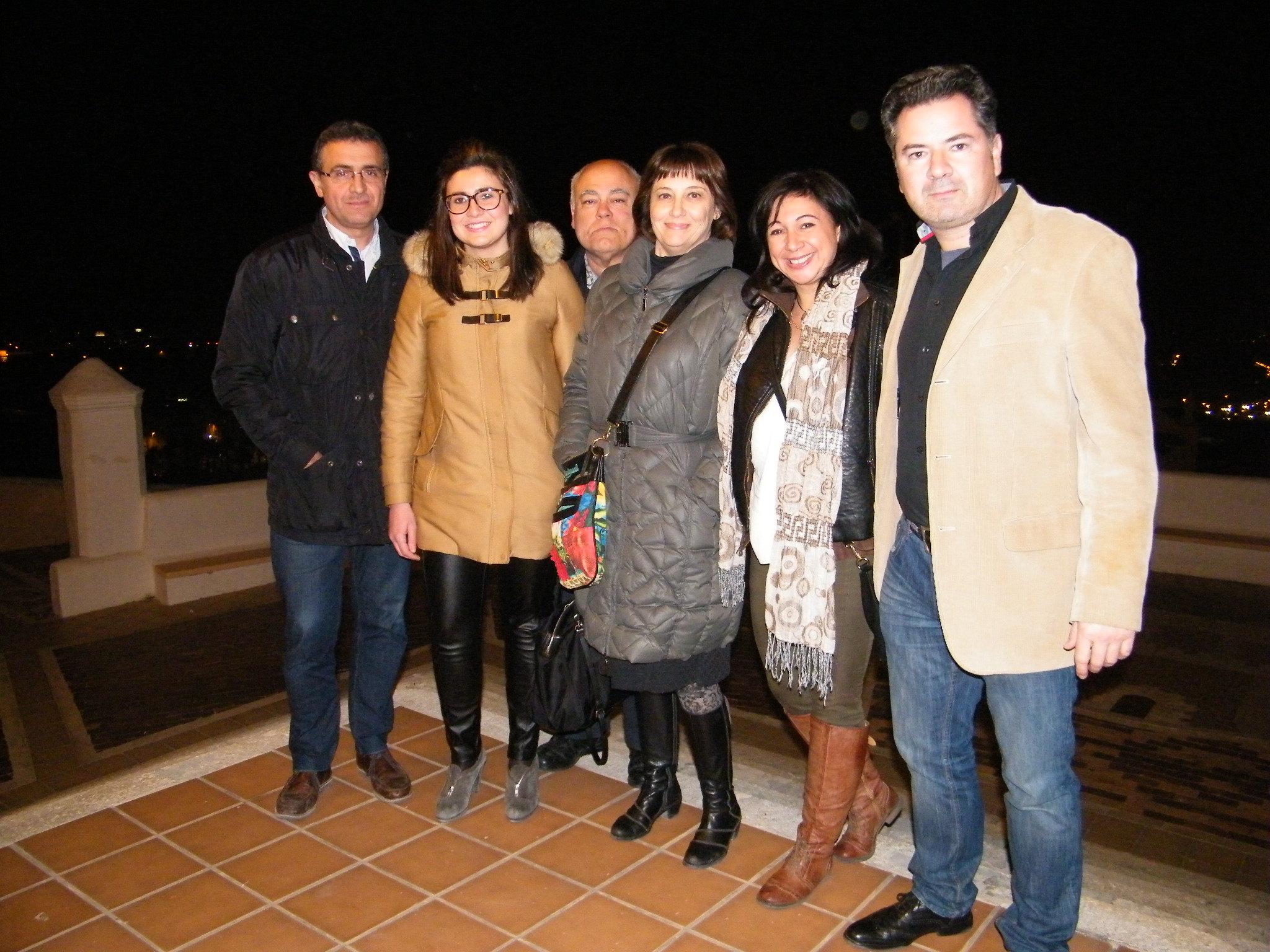 ElCristo - Actos - Actuación Musical Solidaria - Grupo Madrigal - (2016-01-29) - Gabriel Segura (01)