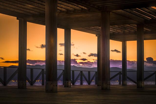 Box Sunset