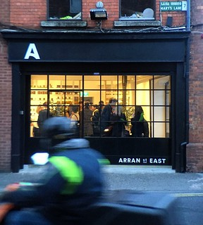 Great to the @arranstreeteast gang in their beautiful new studio - congrats. #irishdesign | by DETAIL. DESIGN STUDIO