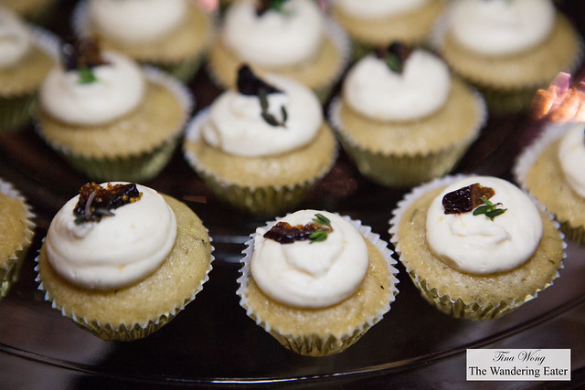 Fig & Thyme mini cupcakes by Sweet Generation