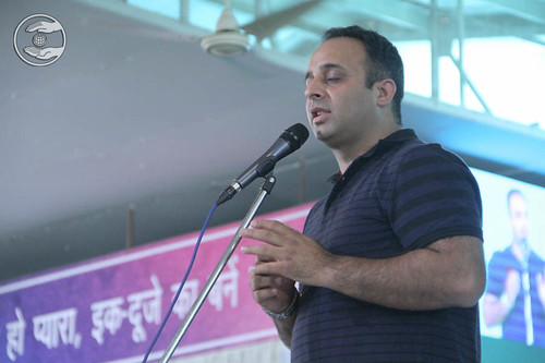 Sandeep Gulati from Gurgaon, Haryana expresses his views