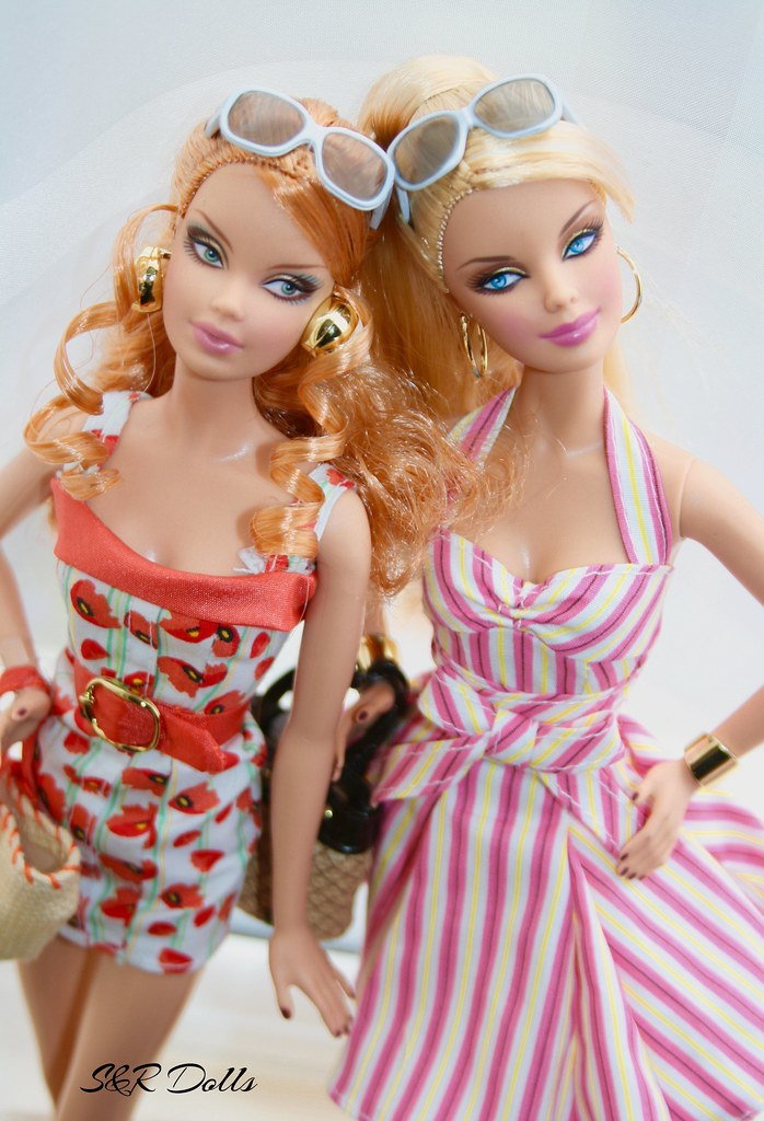 Summer Barbie Top Model Resort Silvana Nunes Flickr