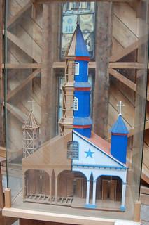 Centros de Visitantes de Iglesias de Chiloé, Ancud, Chiloé, Chile   by blueskylimit