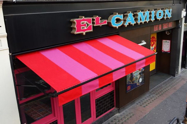 Awning Idea from Europe