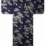 Japanese new kimono was for sale on eBay