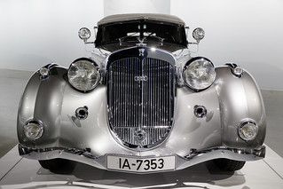 1937 Horch Cabriolet