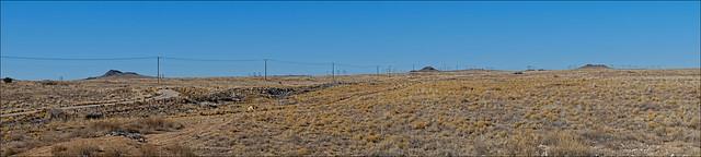 Albuquerque's west mesa Volcanos