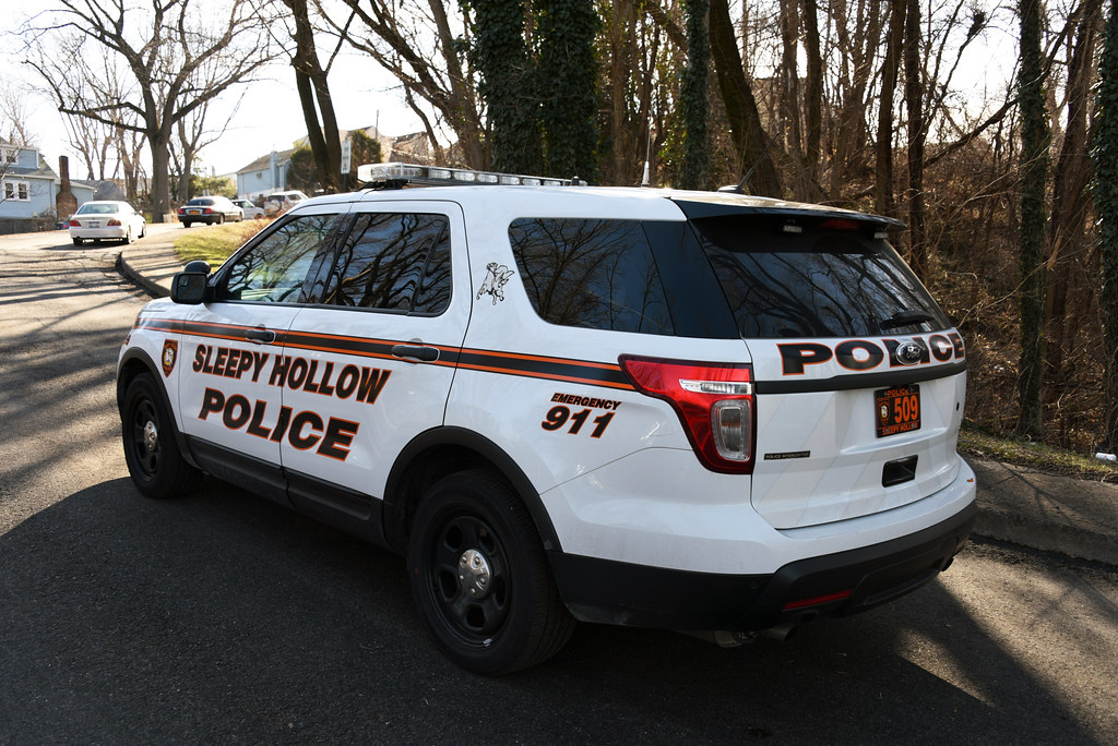 Sleepy Hollow Ford >> Picture Of Village Of Sleepy Hollow New York Police Depart
