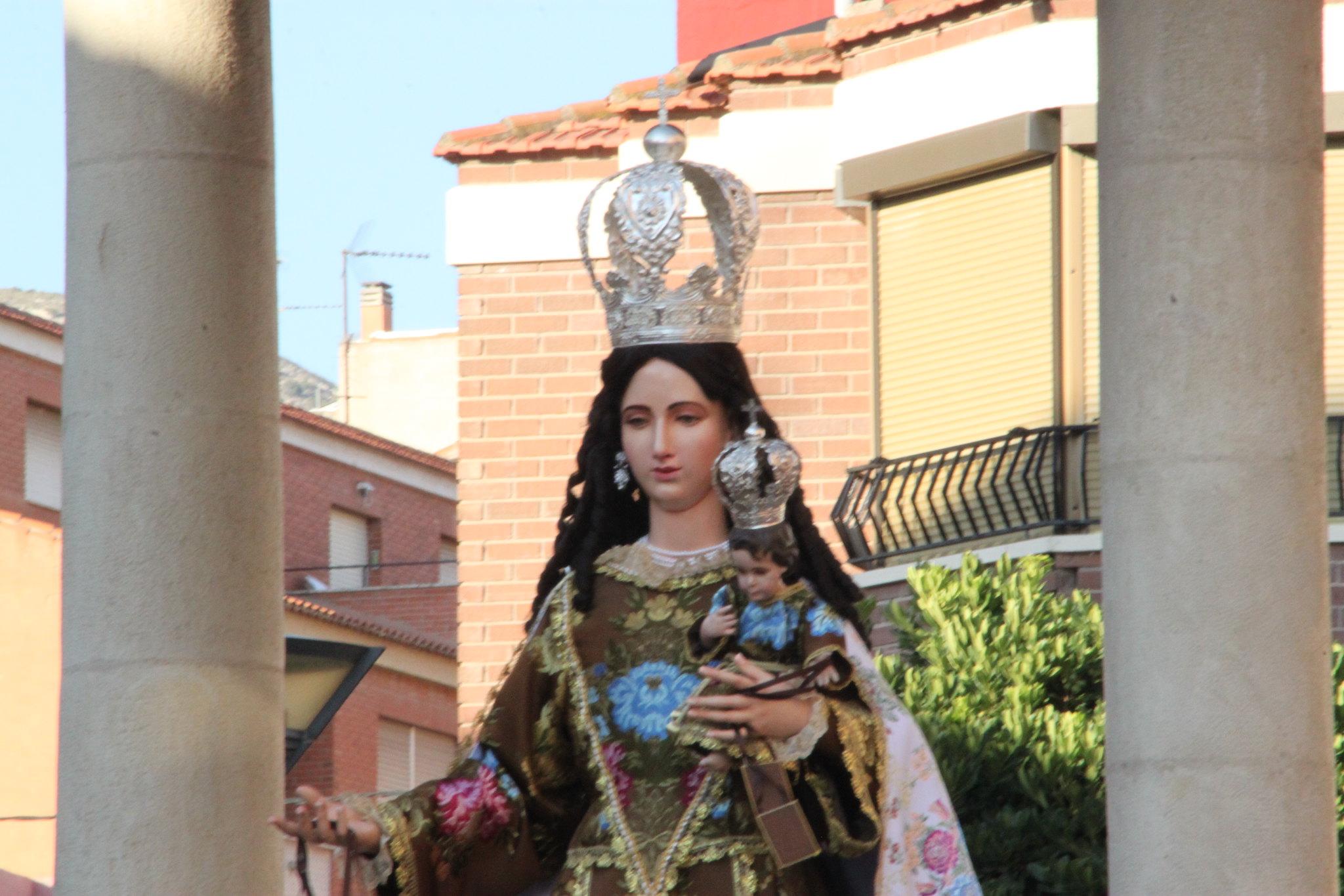(2015-07-12) - Virgen del Carmen, parroquia La Santa Cruz - Javier Romero Ripoll (65)