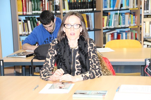Ana Urkiza, Ondarroako irakurle klubean