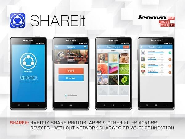 Shareit App Download For Mobile