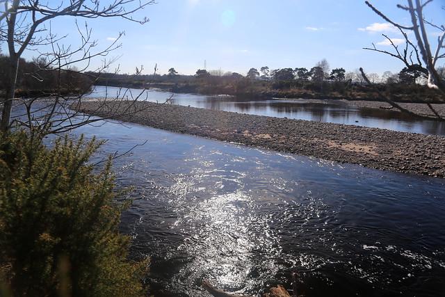 River Findhorn near Forres
