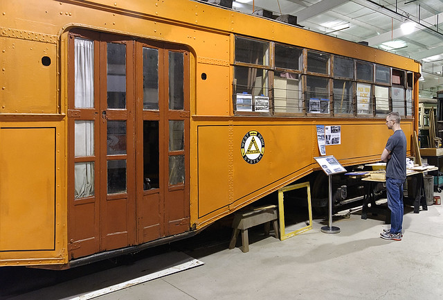 This Old House • Pennsylvania Trolley Museum