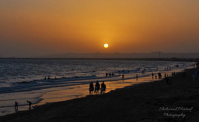 Hawksbay Beach, Karachi