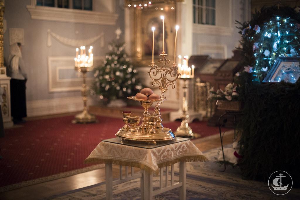 7 января 2016, Рождество Господа Бога и Спаса нашего Иисуса Христа / 7 January 2016, The Nativity of Our Lord, God, and Savior Jesus Christ
