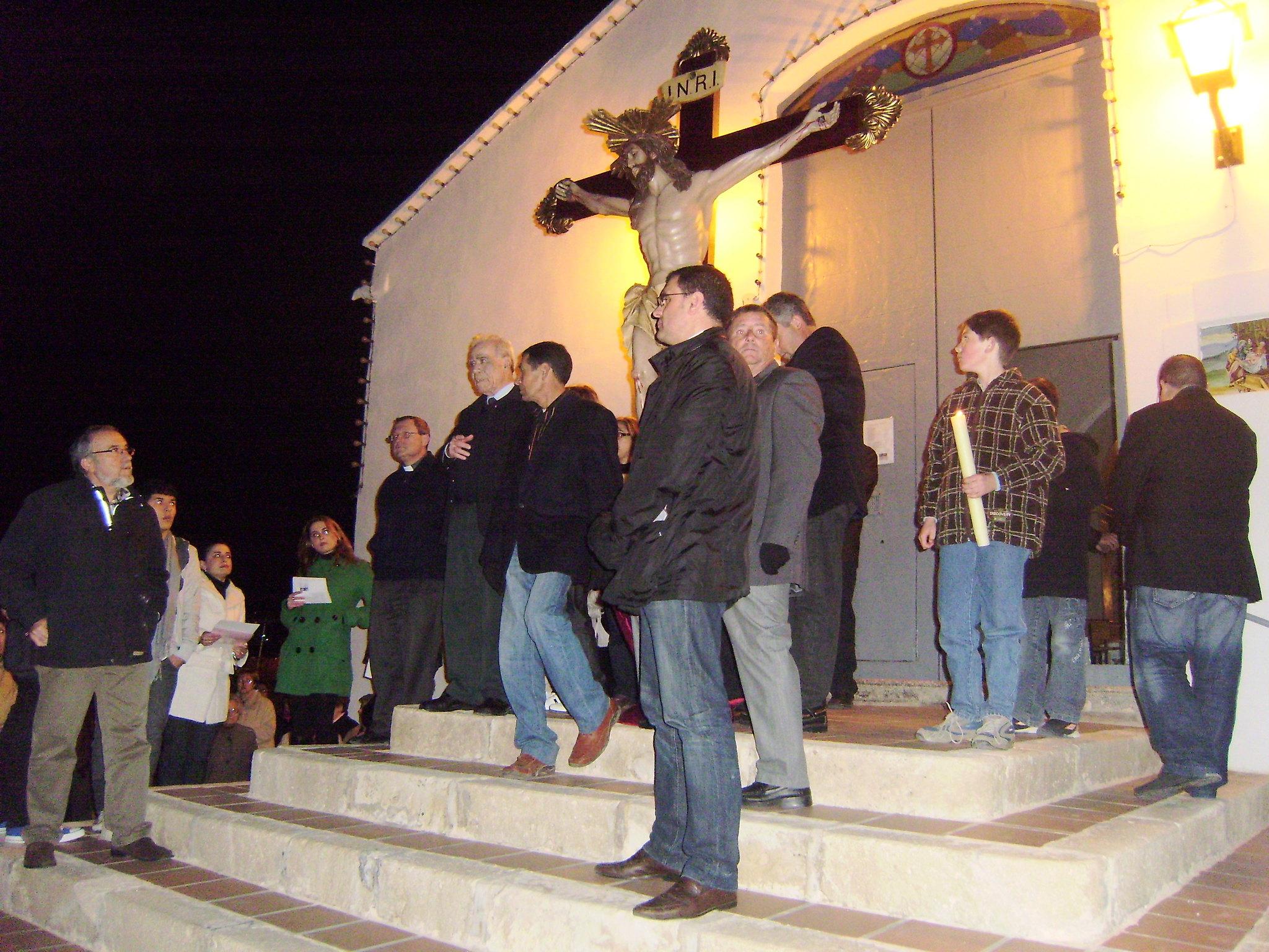 (2010-03-26) - I Vía Crucis nocturno - Javier Romero Ripoll - (02)