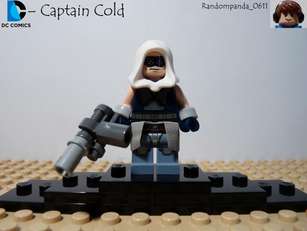Captain Cold Flashroguesweek Captain Cold Lego Purist D Flickr