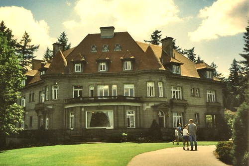 old west oregon vintage portland french photo downtown view or victorian style panoramic historic hills register mansion chateau tours renaissance touring pittock nrhp onasill