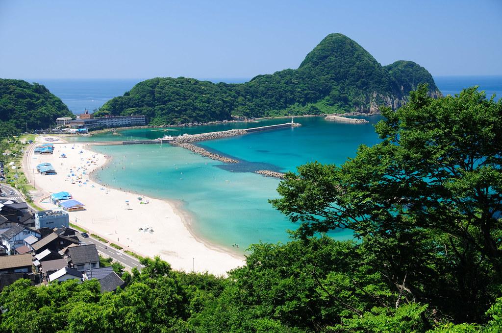 Takeno Beach