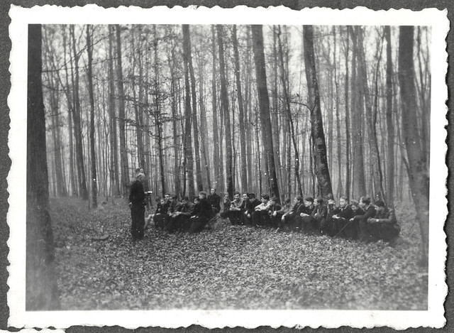 Archiv P006 DPSG Pfadfinder, Altenjahn, Pfingsten 1949.