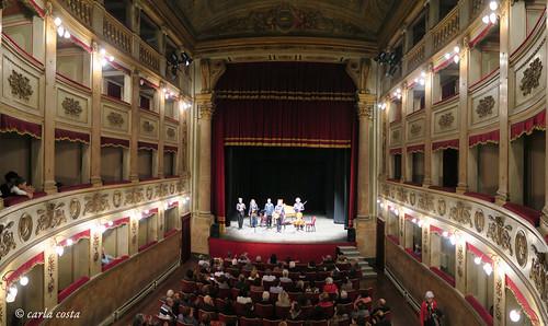 A scena aperta | Teatro Comunale San Giovanni in Persiceto (BO)