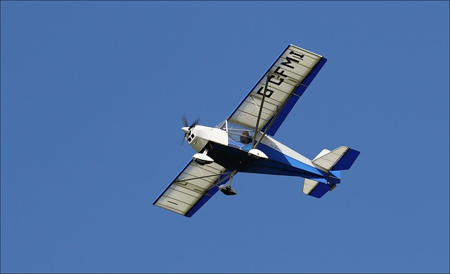 G-CFMI -  Skyranger 912