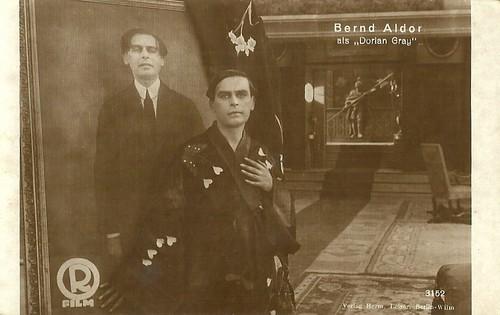 Bernd Aldor in Dorian Gray
