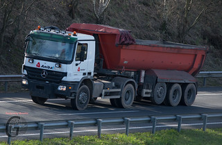 Mercedes-Benz Actros MP II - Anibal | by Truckspotting Cantabria