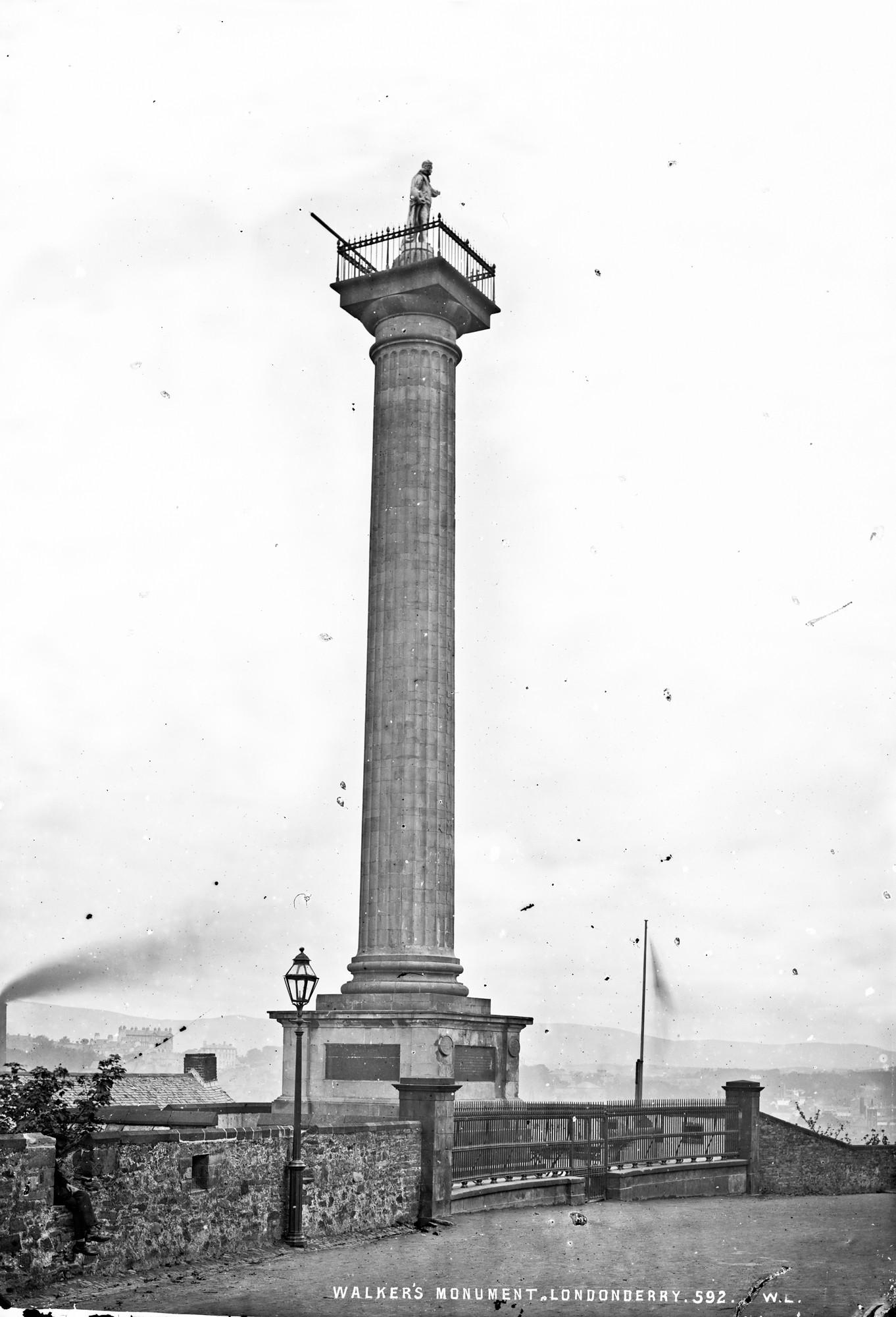 Walker's Monument, Derry City, Co. Derry