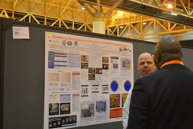 AMS 2016 Annual Meeting Poster Session