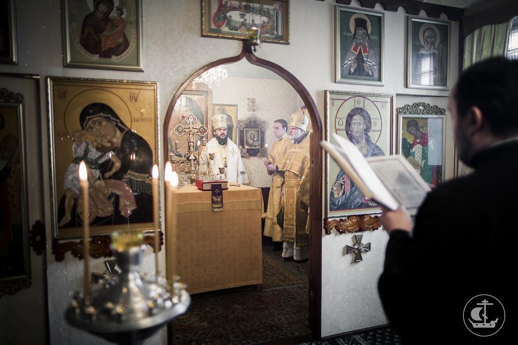 6 марта 2016, Литургия в исправительной колонии №6 / 6 March 2016, Liturgy in the Corrective colony No. 6