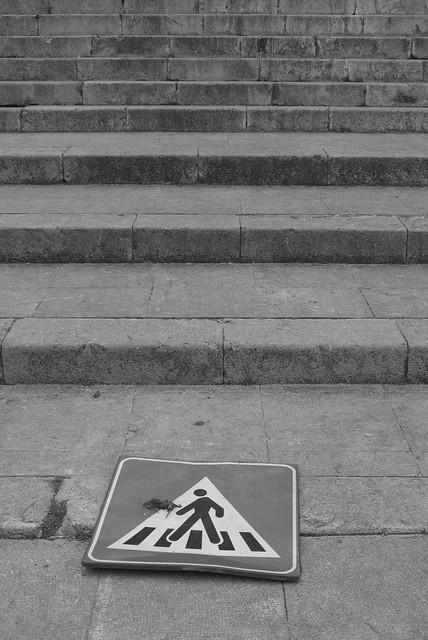 Attraverso i gradini