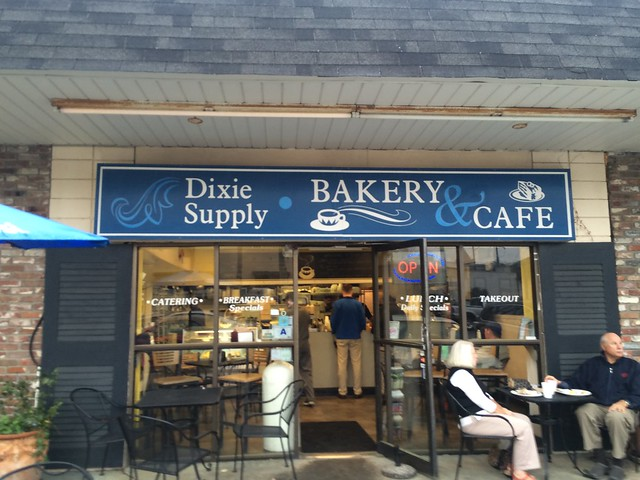 日, 2016-03-20 09:36 - Dixie Supply Bakery & Cafe