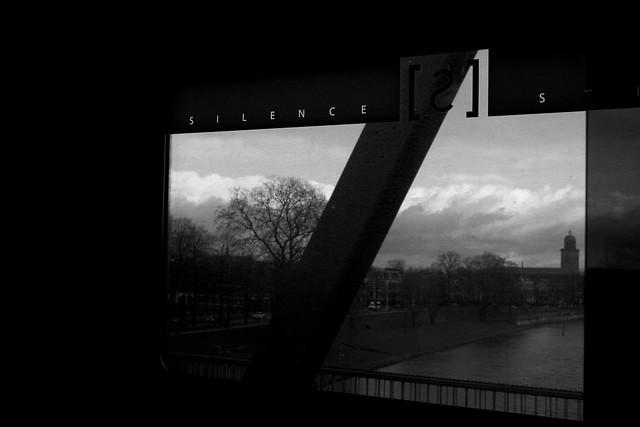 Leaving in Silence
