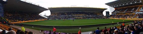 Wolverhampton Wanderers v Ipswich Town, Molineux, SkyBet Championship, Saturday 2nd April 2016   by CDay86
