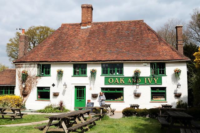 The Oak and Ivy Hawkhurst Kent UK