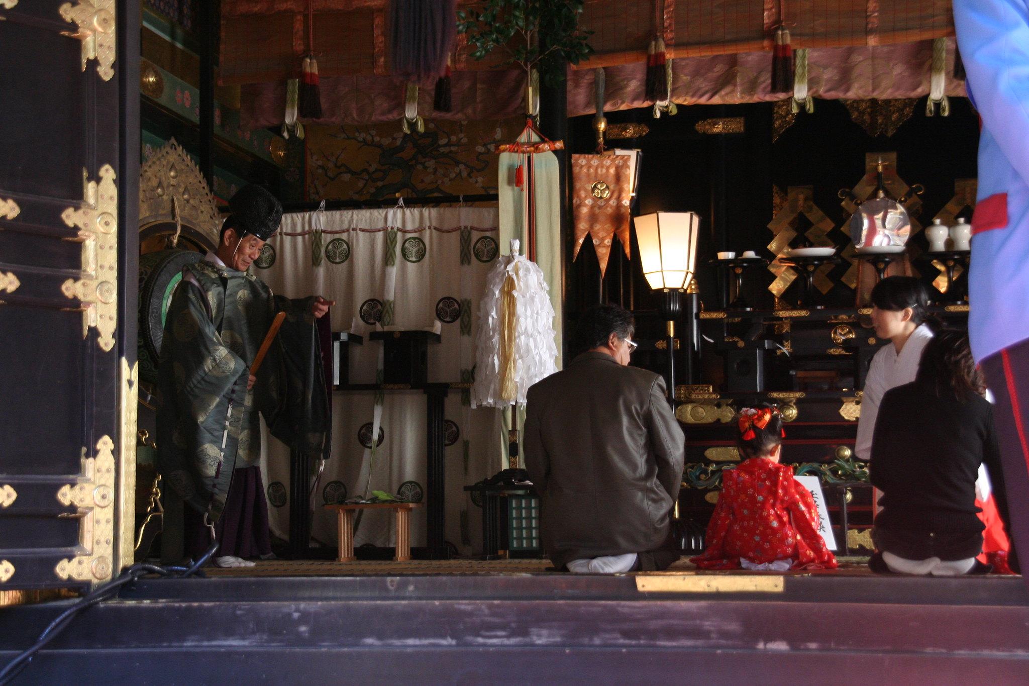 Shrines and Temples of Nikkō, Nikko National Park