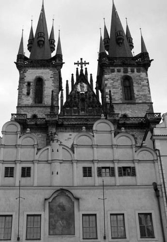 Tyn Church, Old Town Square