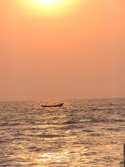 sunset   by Nagcharan